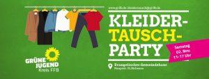 Kleidertauschparty @ Evangelisches Gemeindehaus Eichenau